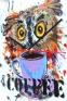 """Wanduhr """"Kaffeeliebhaber"""" (25х25) (1) - 1"""