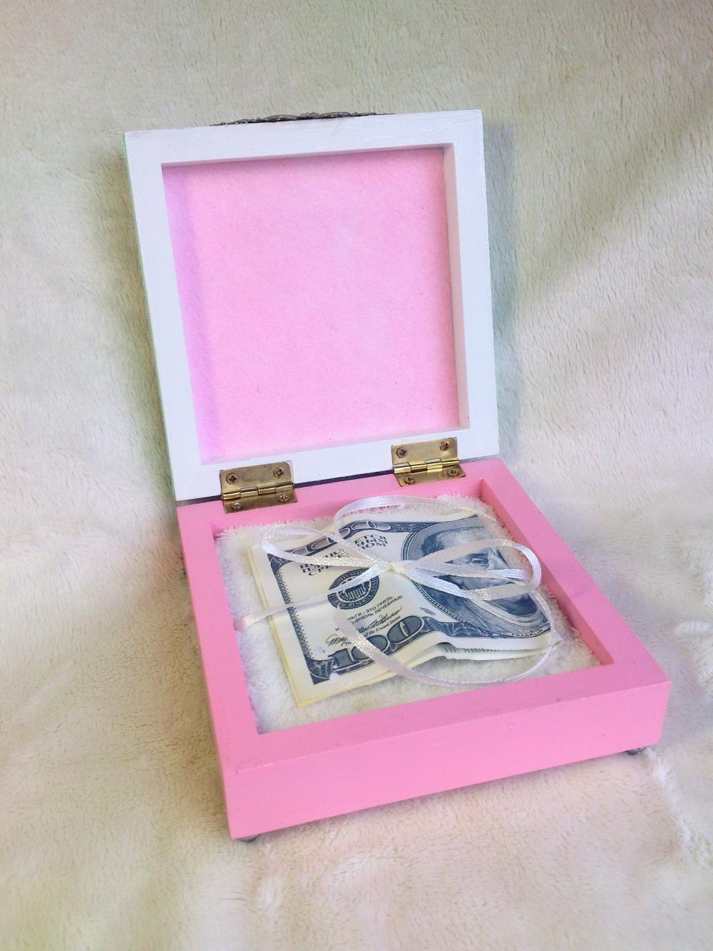 """Bridal box """"Lovebirds""""(1) - 1"""