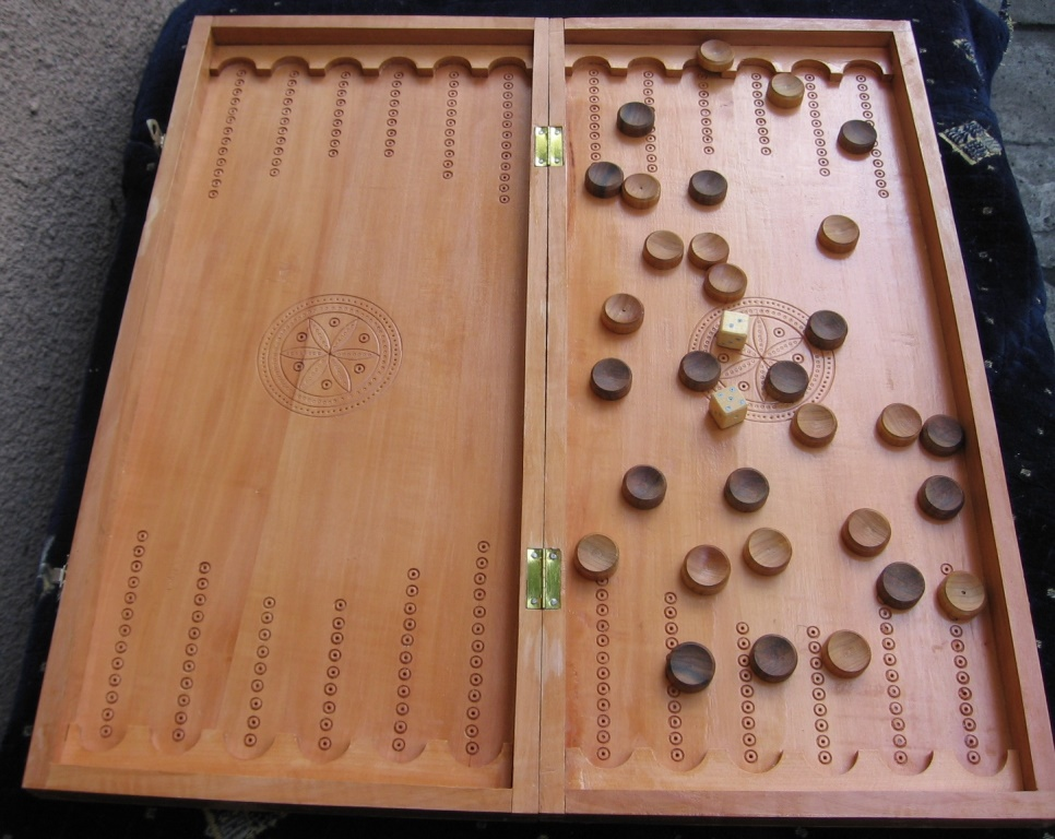 Backgammon (1) - 1