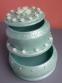 """Two tier jewelry-box """"Wedding Cake""""(1) - 1"""