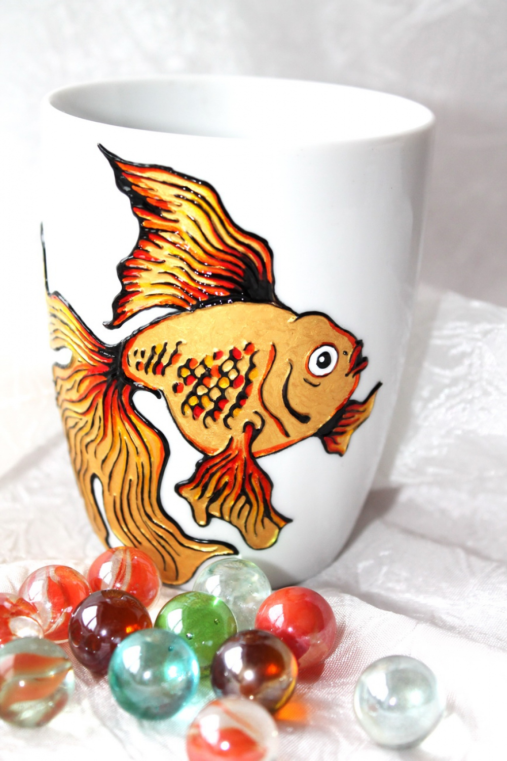 "Cup ""Goldfish""  (1) - 539"