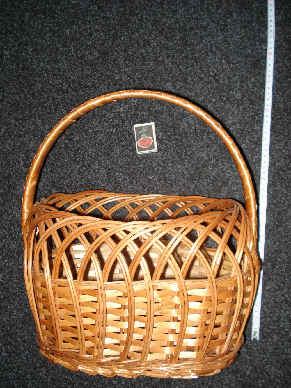 Basket of osier (1)   - 467