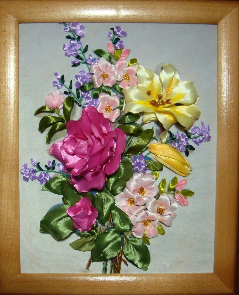 "Picture ""Spring bouquet"" (1) - 604"