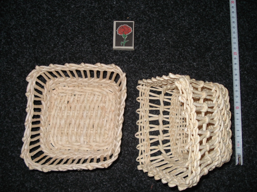 Square basket for candies (1) - 462